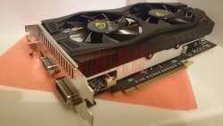 внешний вид подделки видеокарты 960