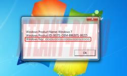 узнать лицензионный ключ windows стандартным способом